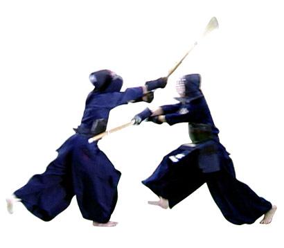 Les arts du sabre nippon Kendo