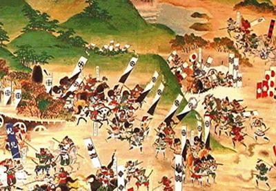 Les guerriers du Japon... Sekigaharabattle